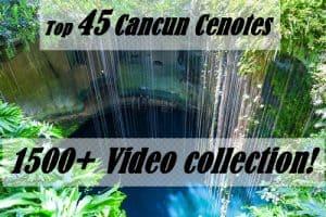 Laguna's (Lagoons) Yucatan Mexico