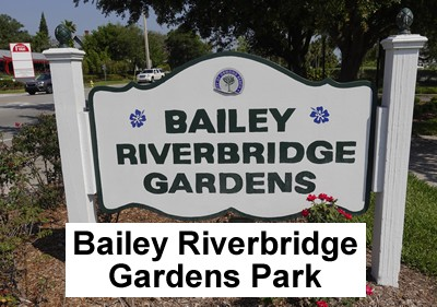 Bailey Riverbridge Gardens Ormond Beach Landside RT40 Bridge header