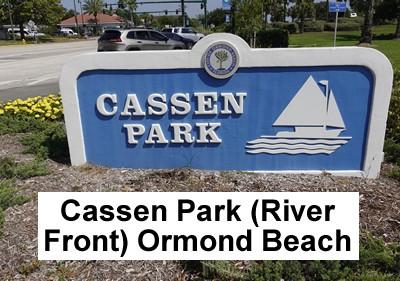Cassen Park Ormond Beach RT40 Landside Bridge header
