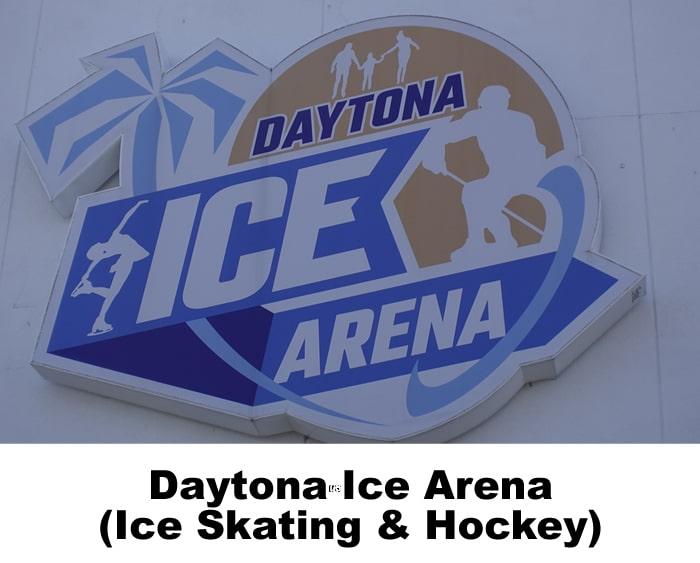 Daytona Ice Arena Ice Skating and Ice Hockey South Daytona header