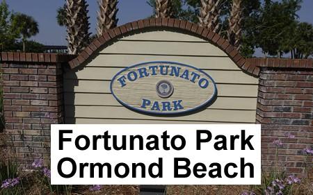 Fortunato Park Ormond Beach Beachside Rt40 Bridge header