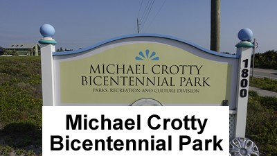 Michael Crotty Bicentennial Park Ormond Beach By The Sea header