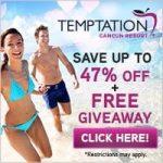 Temptations Resorts Discount